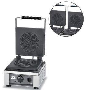 Máquinas de Waffles - Máquina de Waffle Profissional Dupla - MW005 // Lendas Sublimes - Produtos Gourmet