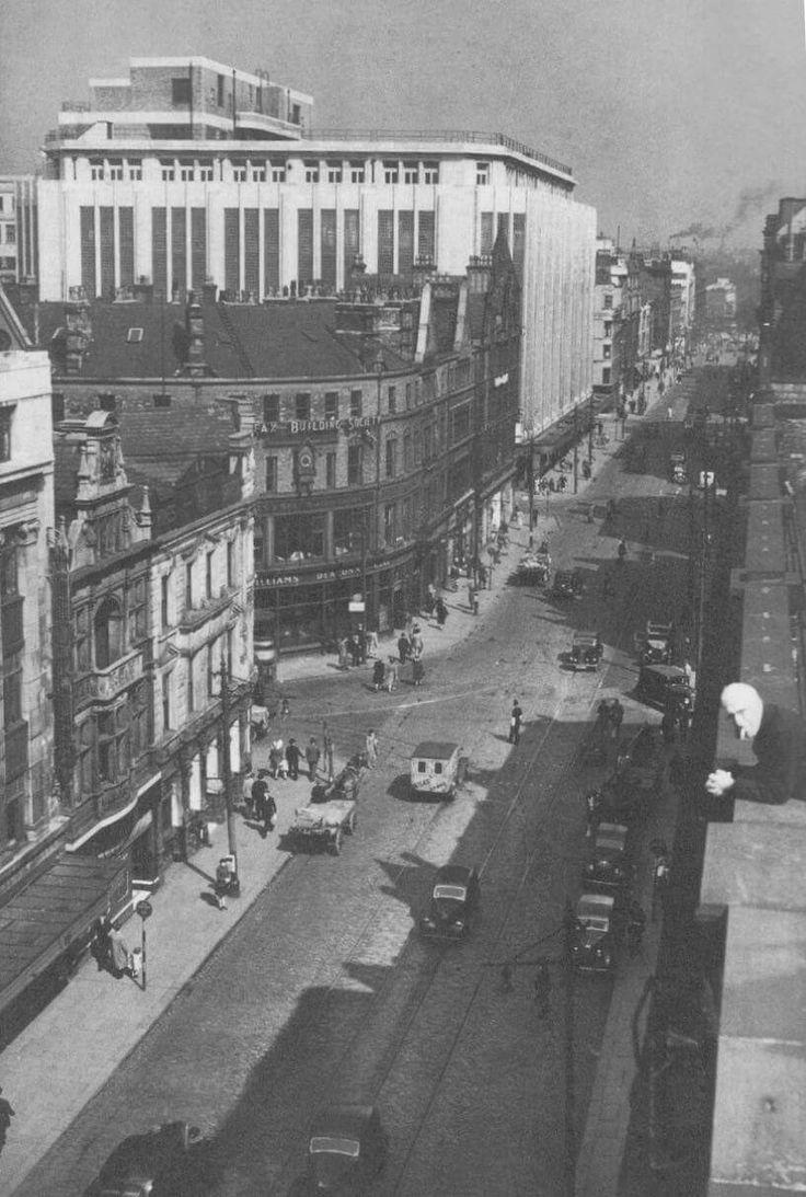 Deansgate 1954