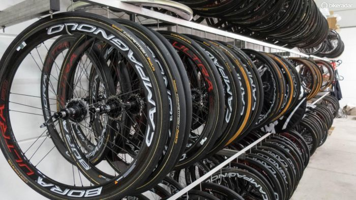 Buyer's guide to road bike wheels.........Factory to custom, clincher to tubular