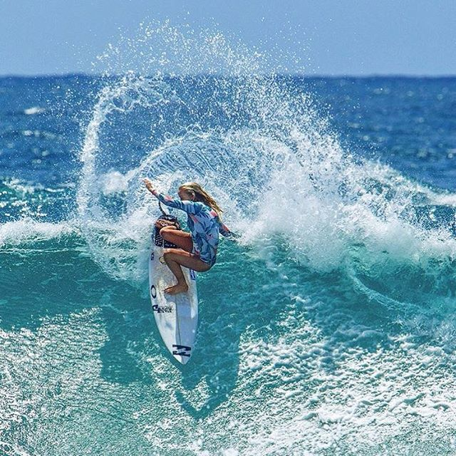 mmm happy there's finally a wave around! ... (this wasn't today)  @andrewshield // @sunbum @billabong_womens_australia                                                                                                                                                                                 More