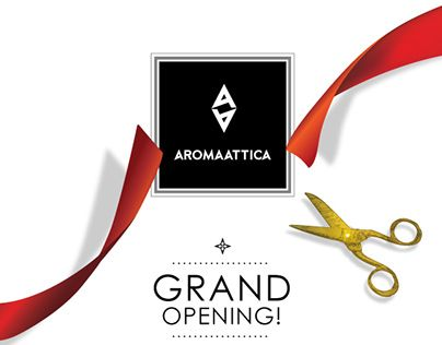 """Check out new work on my @Behance portfolio: """"AROMAATTICA"""" http://on.be.net/1PMfyym"""