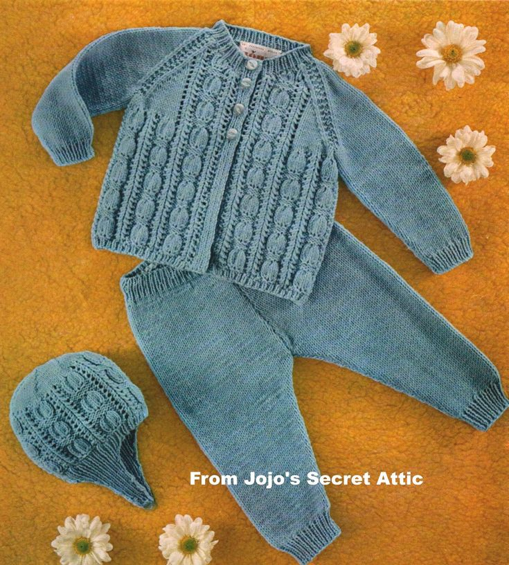 The 104 best Baby Knitting Patterns images on Pinterest | Amy, Baby ...