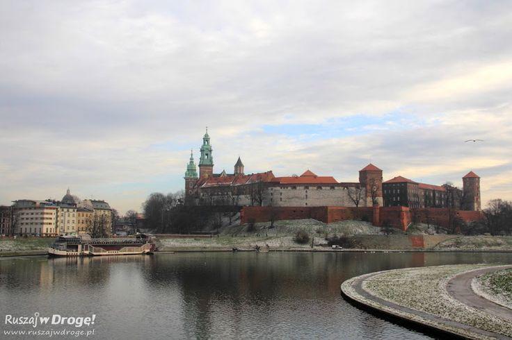 #Wawel od strony Wisły