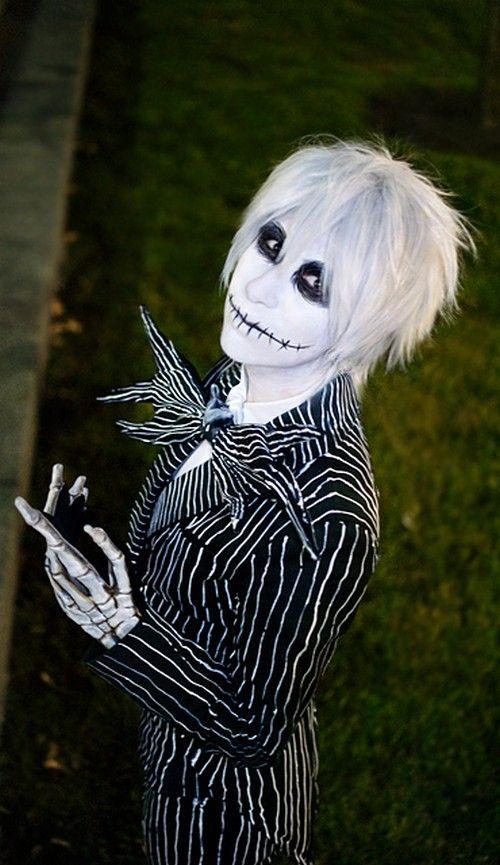 jack skellington cosplay