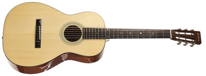 The Eastman E10p Parlor Is A High End Guitar Which