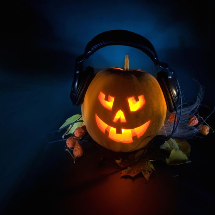 #Halloween #Pumpkin #Rap #Music #iPad Air #Wallpaper ~ # ...