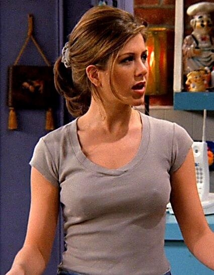 Jennifer aniston hard nipples gif #6