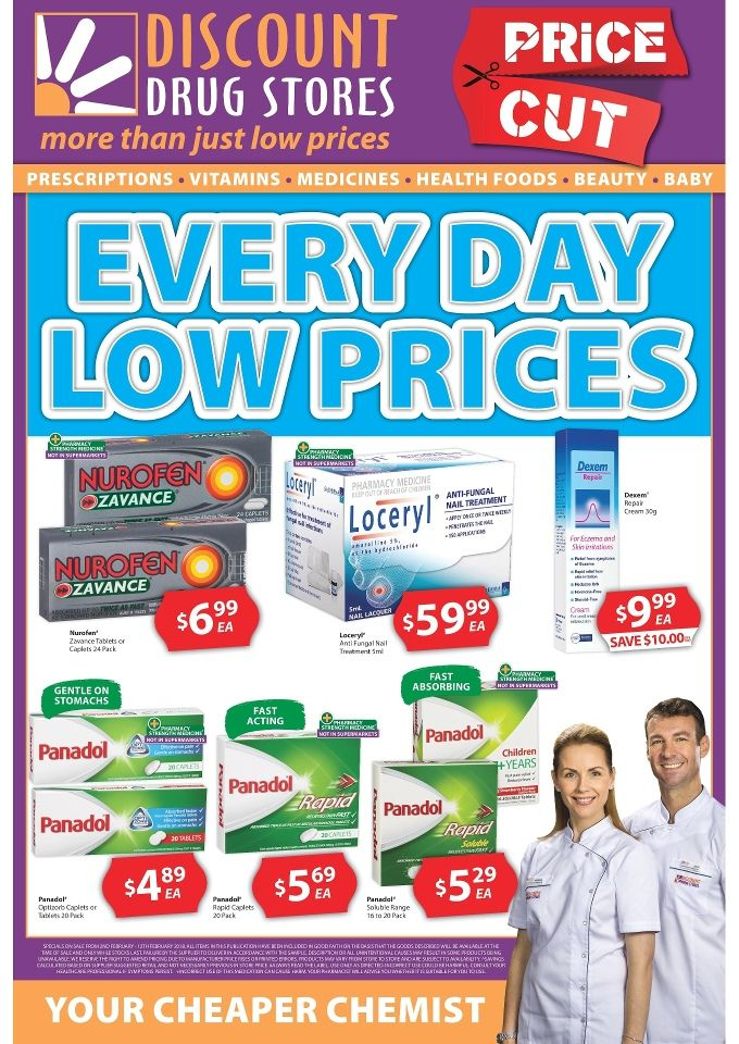 Discount Drug Stores Catalogue 2 12 February 2018 Http Olcatalogue Com Dds Discount Drug Stores Catalogue Html Free Mail Order Catalogs Drugstore Catalog