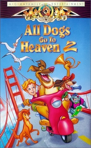 All Dogs Go to Heaven 2 [VHS] VHS ~ Charlie Sheen, http://www.amazon.com/dp/6304101147/ref=cm_sw_r_pi_dp_BFSKqb1ZXDNYH