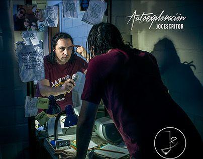 """Check out new work on my @Behance portfolio: """"Album Cover / Autoexploración / Jocescritor"""" http://be.net/gallery/47757955/Album-Cover-Autoexploracion-Jocescritor"""