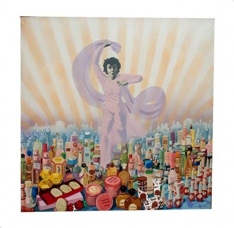 The EY Exhibition: The World Goes Pop opens at Tate Modern on September 17th. Isabel Oliver Cosmética (from the series La Mujer) 1971