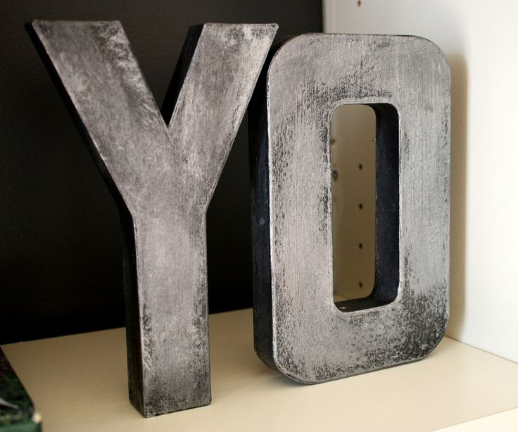 galvanized metal letters anthropologie 25 best ideas about metal letters on rustic 19022
