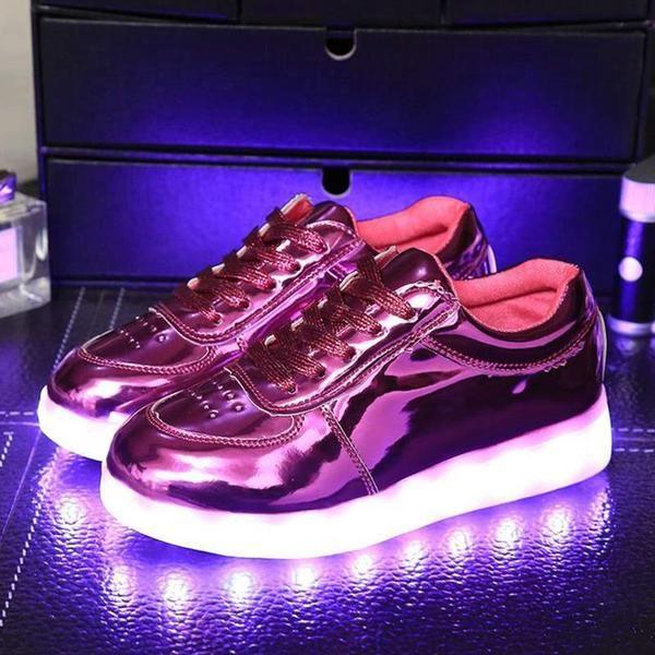 Light Up Led Luminous Shoes