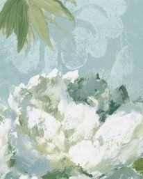 Tapet Floreale Celadon från Designers Guild