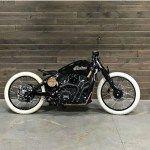 Harley Vintage Custom Bobber (21)