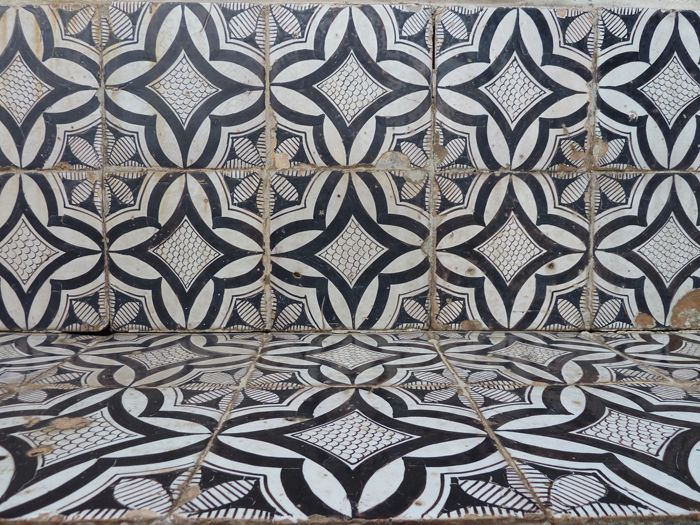 These Sicilian tiles are beautiful.