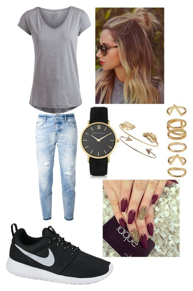 """Family lunch outfit"" by giana-john on Polyvore"