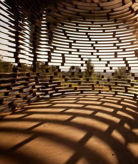 Reading between the Lines by Gijs Van Vaerenbergh in Limburg, Belgium
