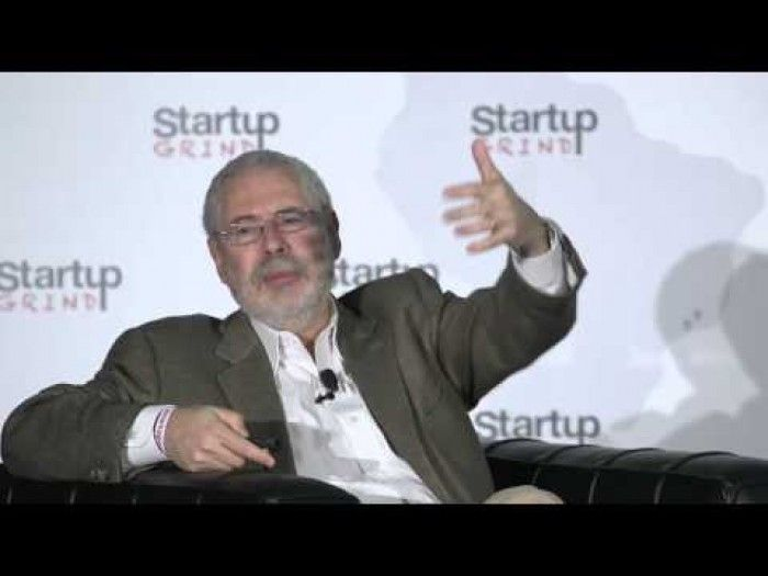 Steve Blank (Four Steps to the Epiphany) at Startup Grind 2014