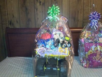 150 best easter baskets images on pinterest easter baskets gift easter baskets for adults thebingoexpert negle Image collections