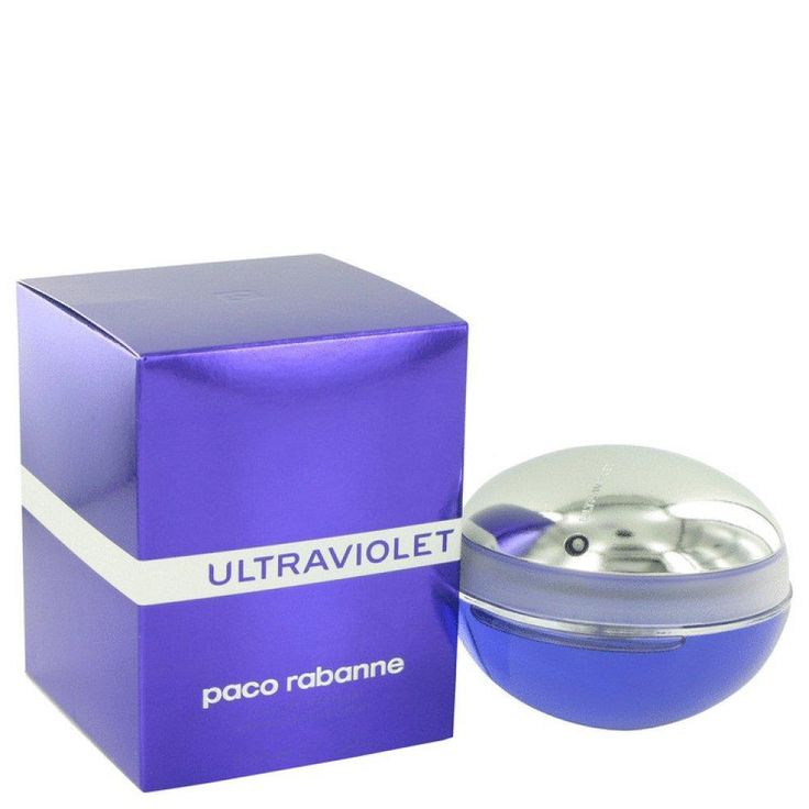 Ultraviolet Eau De Parfum Spray 2.8 Oz