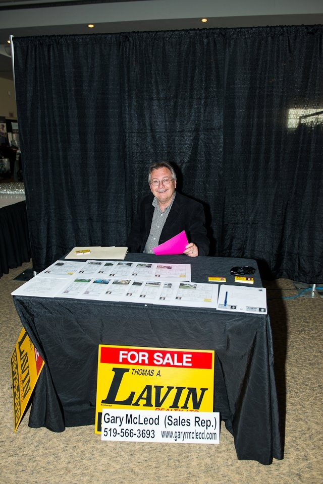 Tim McGuire and Gary McLeod with Lavin Realty. If you need to buy or sell a house, these are your guys !!