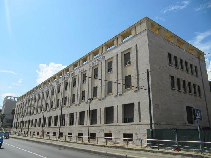 Palazzo d'Istituto Nazionale per l'Assicurazione contro gli Infortuni sul Lavoro