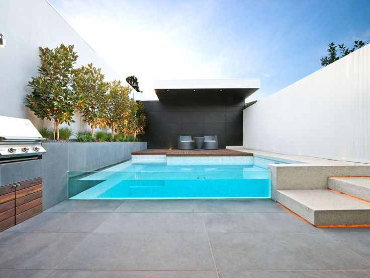 It is these characteristics that ensure this space is a unique one; one that perhaps, pool aside, would not be out of place indoors. This integration of disciplines ensures that the client's lifestyle has not been inhibited by the tight …