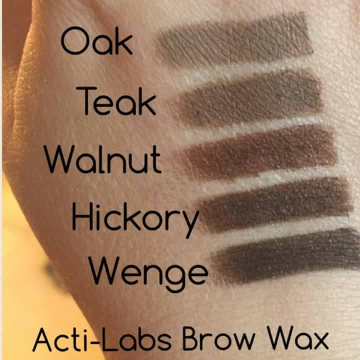 Love this brow wax! Fill in your brows and tame them at the same time. Silky smooth and doesn't smear!! #eyebrows #wax #eye #makeup #actilabs #MakeupMajesty