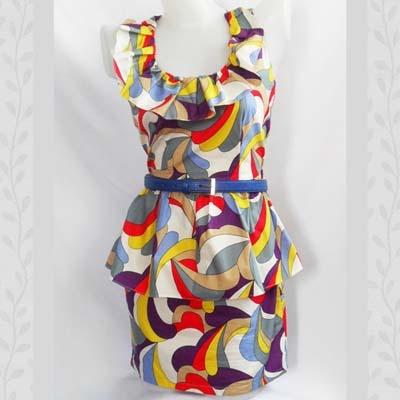 Twilight Carousel Dress