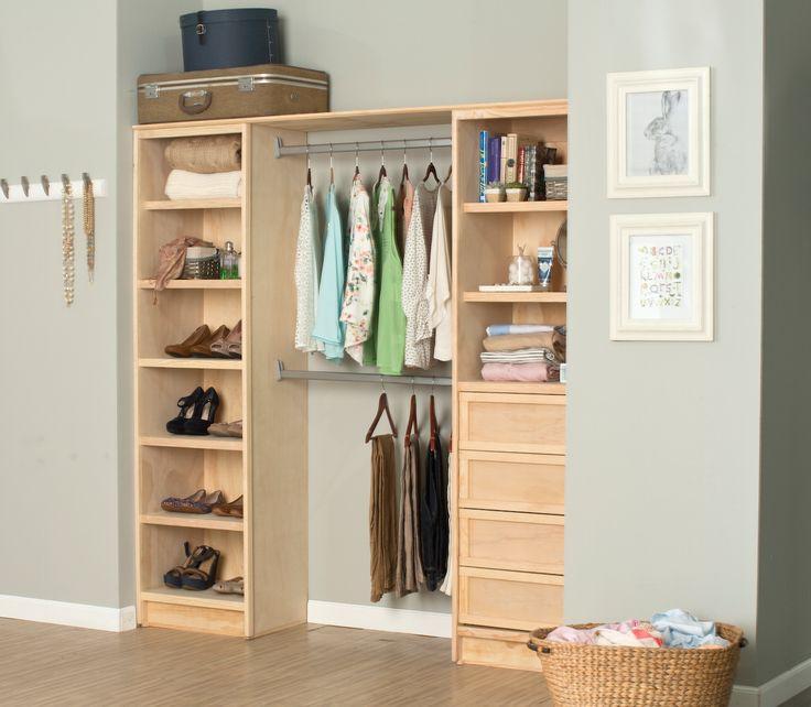 17 mejores im genes sobre consejos para organizar en - Disena tu armario empotrado ...