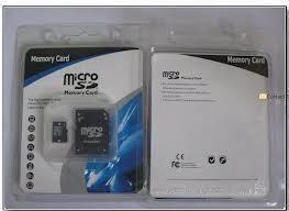 SD Micro Minneskort 32 Gb