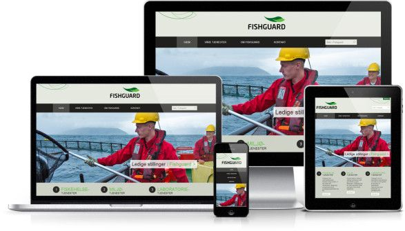 Fishguard - new website