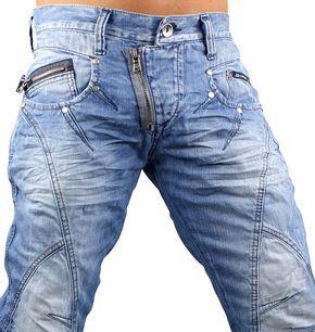 CIPO & BAXX Jeans C 865 Designer Trend Hose BRANDNEU