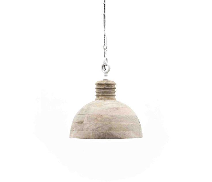 Lamp Wood Small