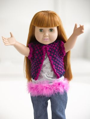 Image of Doll Vest DOLL - 18