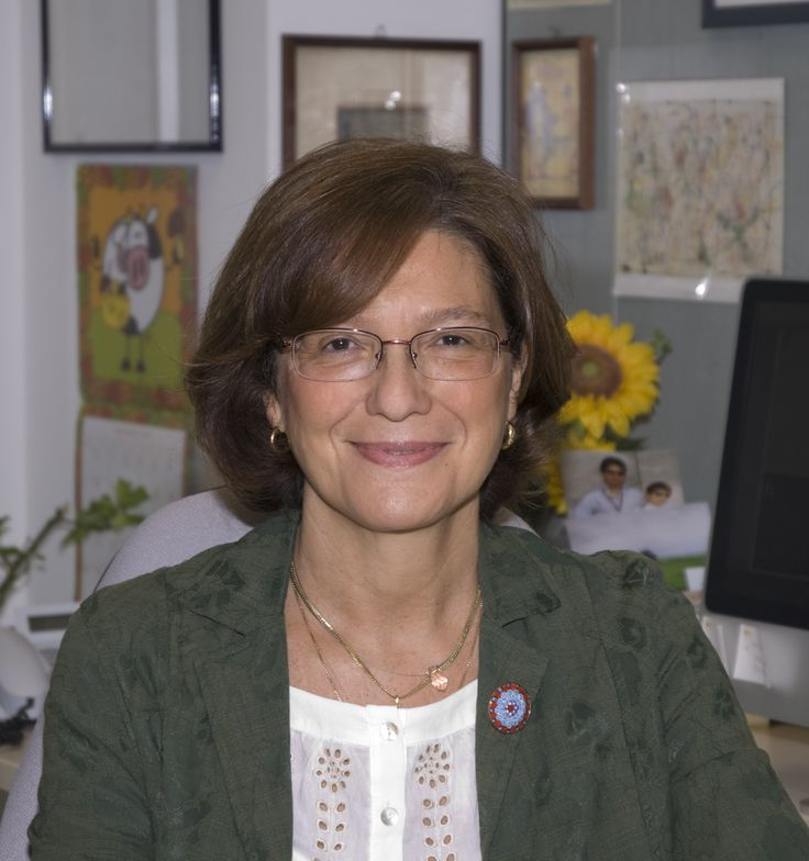 Annamaria Vezzani, scienziata e ricercatrice. Ha scoperto la molecola all'origine dell'epilessia.