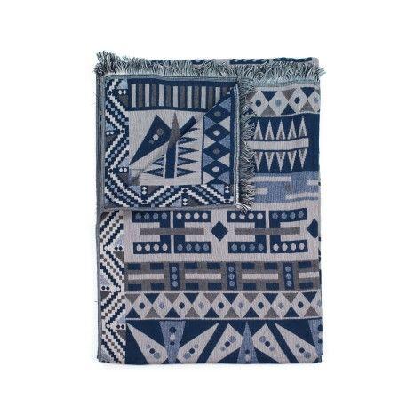 Szal Aztecka bawełna