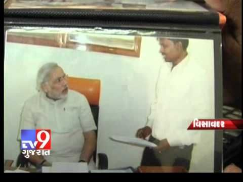 Tv9 Gujarat - Youth of Visavdar made Mega Group on Facebook to Vote Modi as PM of India