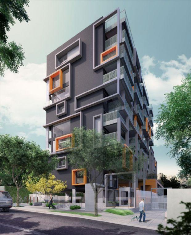 Jogo Tetris inspira projeto de edifício residencial na Pompeia, em São Paulo | aU - Arquitetura e Urbanismo