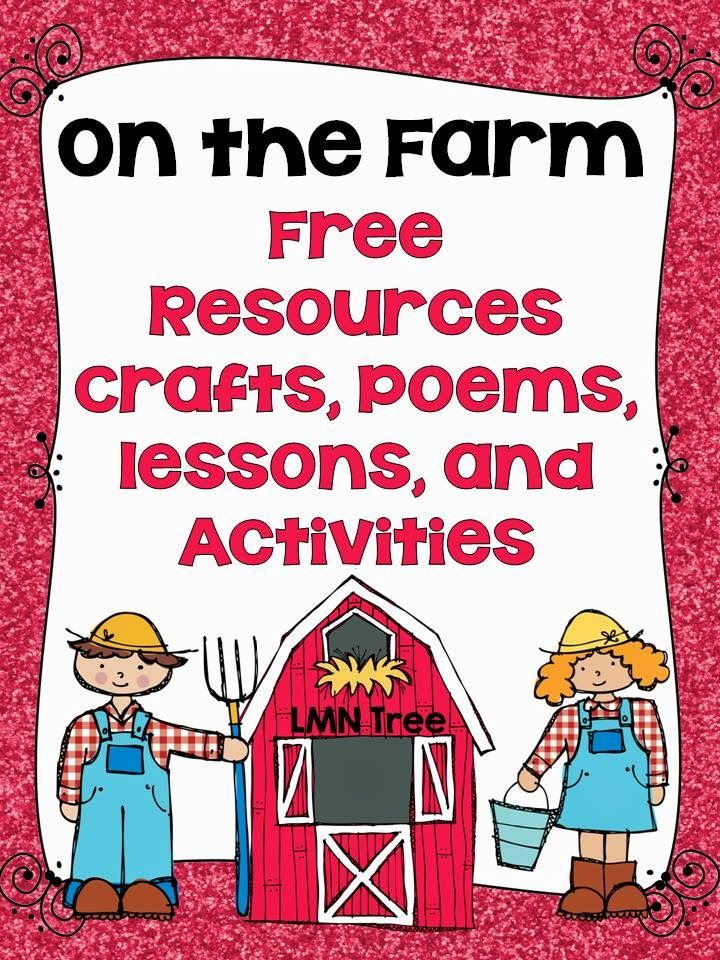 Whether you teach in the city or the county young children love to read and learn about the farm, especially all the animals that live ...