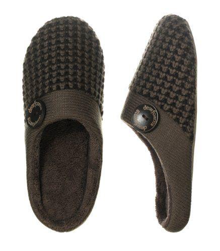 Amazon.com: Dearfoams Women's DF500 Slipper: Shoes