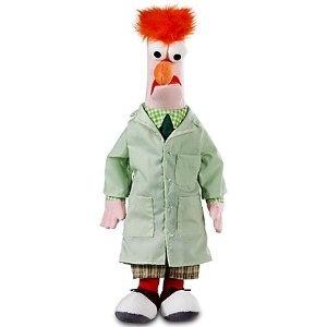 The Muppets Beaker: Delux Plush, Plush Figures, Exclusively 17, 17 Inch, The Muppets, Muppets Exclusively, Products, Figures Beaker, Inch Delux