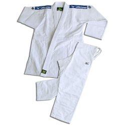 "Mizuno Pedro Competitive Advantage ""Sinle and a Half"" weight Judo Gi $125 Size 5.5"