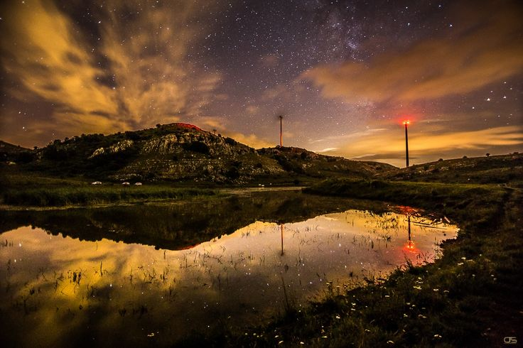 Clouds and Starry sky by Daniele Silvestri on 500px