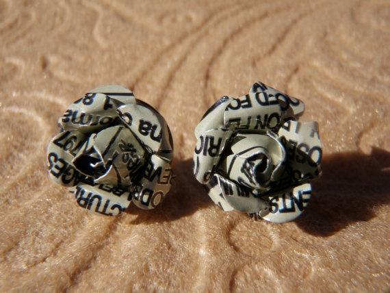 Arizona Iced Tea Can Earrings  jnzjeep.esty.com: Rose Earrings, Wishlist