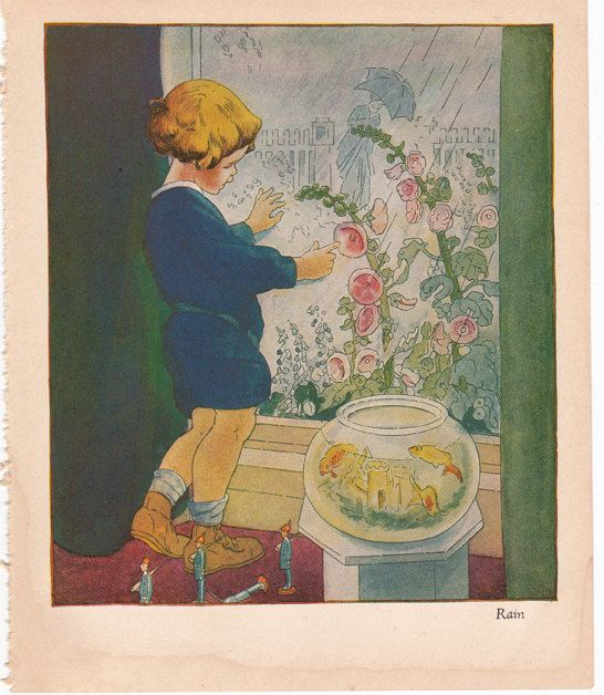 14 Best Images About Ruth Mary Hallock On Pinterest
