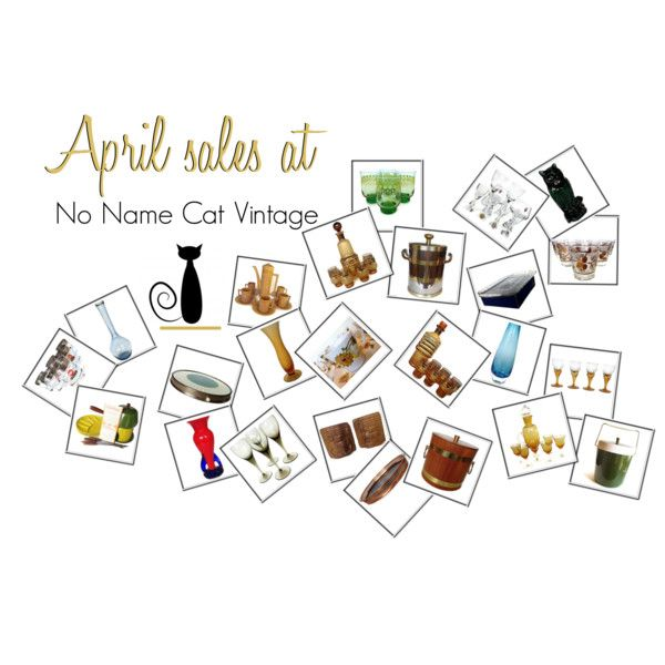 April Sales at No Name Cat by nonamecatvintage on Polyvore featuring interior, interiors, interior design, home, home decor, interior decorating, Holmegaard and Noritake
