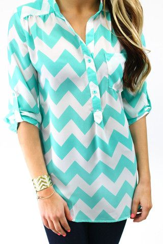 Don't Kill My Vibe Blouse - Tiffany Blue $32.99