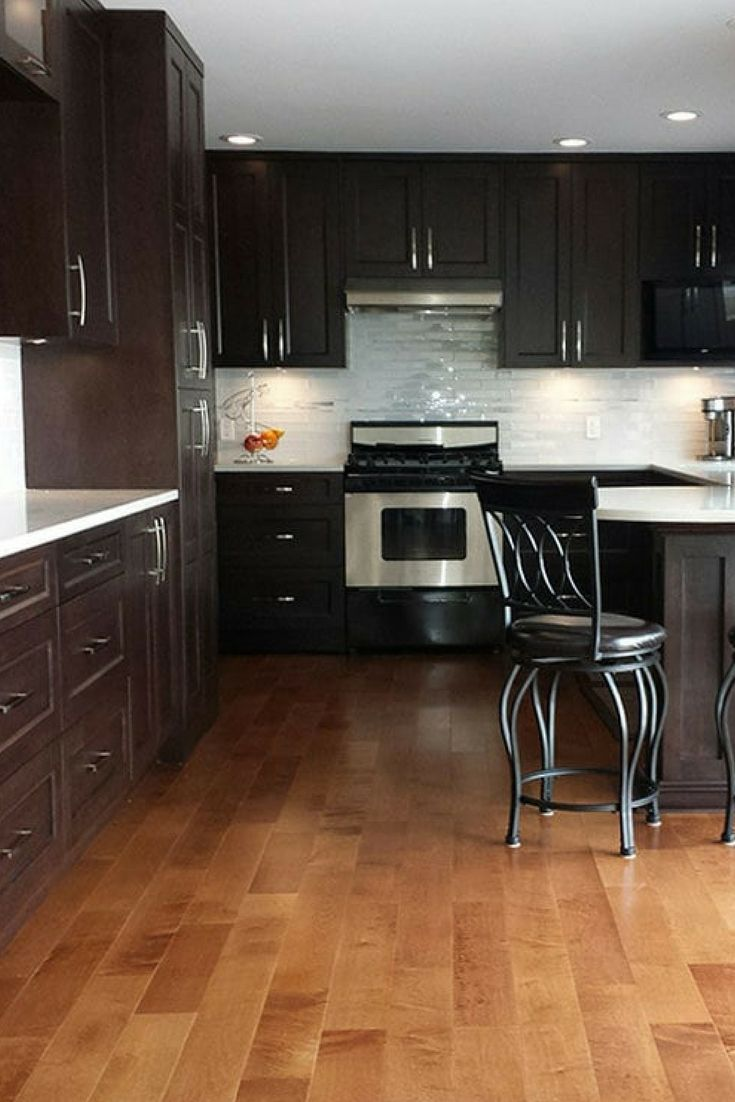 ... And The Timeless Beauty Of Maple Hardwood Grain Patterns Are Yours In  The Penta Maple Collection Of Engineered Hardwood Flooring On The Vanier ...